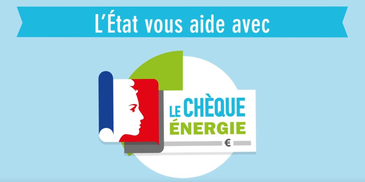 Qu'est-ce que le chèque énergie ?