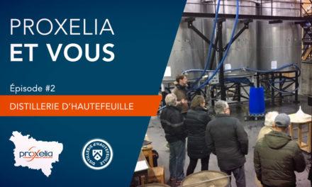 A la découverte de la Distillerie d'HAUTEFEUILLE